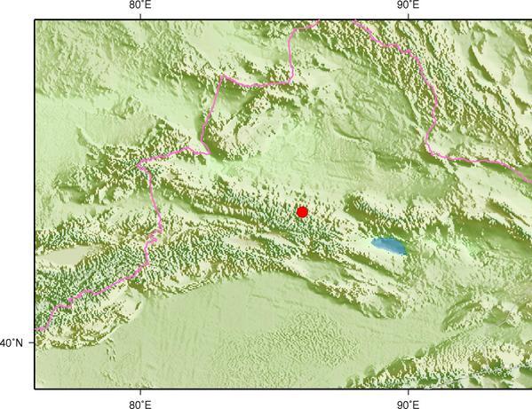 新疆昌吉州玛纳斯县发生3.7级地震,情况怎样?