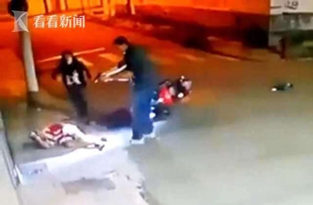半夜抢劫遭遇警察 18岁劫匪赔上一条命