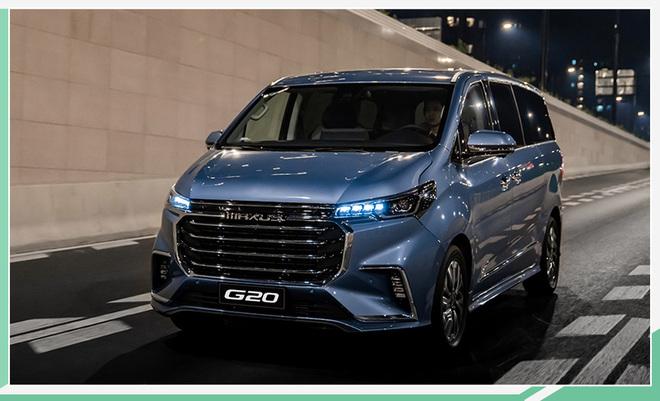 上汽MAXUS G20国六版今日上市 搭载2.0T发动机