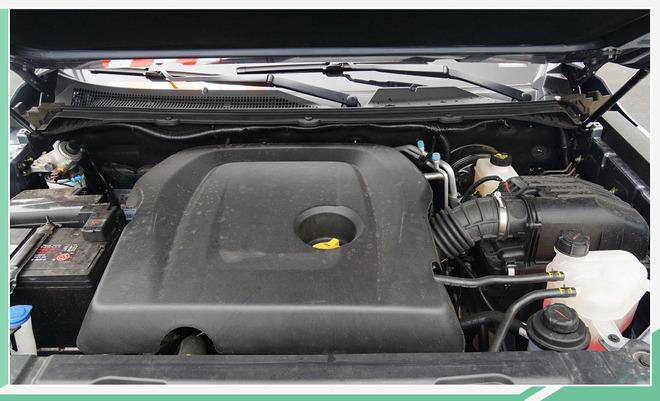 中欧混血的大皮卡 长安凯程F70预售10.38万元起
