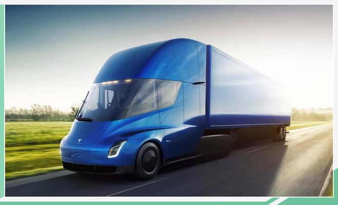 预计今年下半年量产 续航805km特斯拉卡车来了