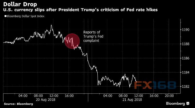"""基金经理:别管特朗普""""嘴炮"""" 美元还要继续涨"""