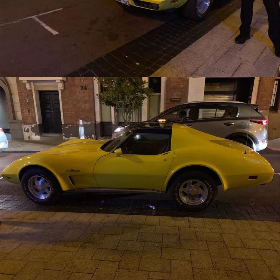 这地方街上的车看到人流口水,还流行我们买的起的性能车,长见识了!