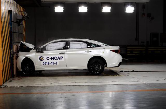 C-IASI与C-NCAP碰撞成绩出炉 亚洲龙书写安全传奇