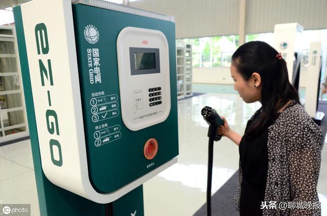聊城:物业主管部门支持小区内安电动汽车充电桩