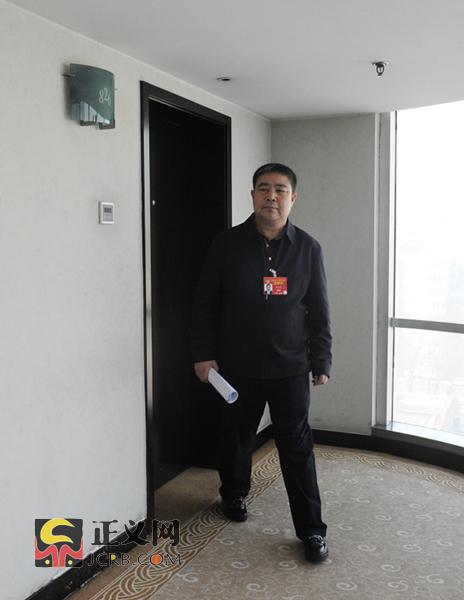 赵延庆委员:检察机关服务保障民营企业发展意