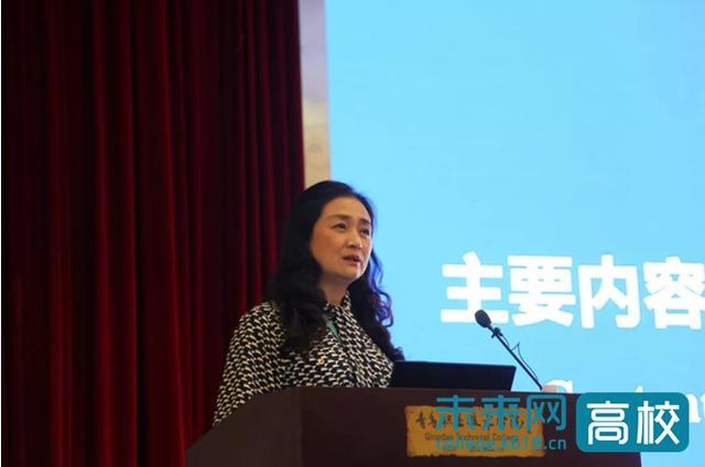 天津轻工职业技术学院院长在中国—新西兰职业教育研讨会作主旨演讲