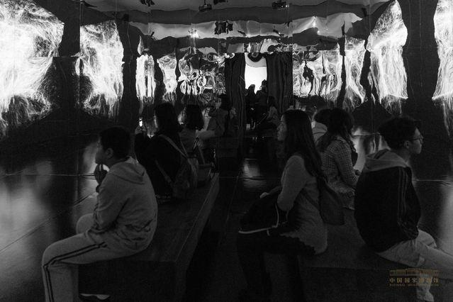 清华联手国博,120余件作品打造人工智能时代的高科技艺术展