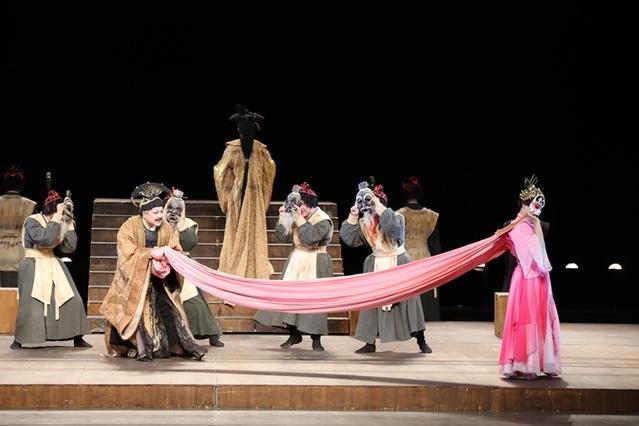 首届中国西昌·大凉山国际戏剧节开幕