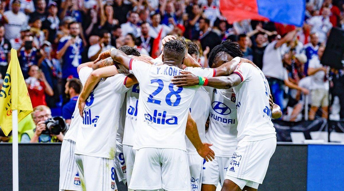 德佩登贝莱梅开二度 里昂6-0狂胜昂热