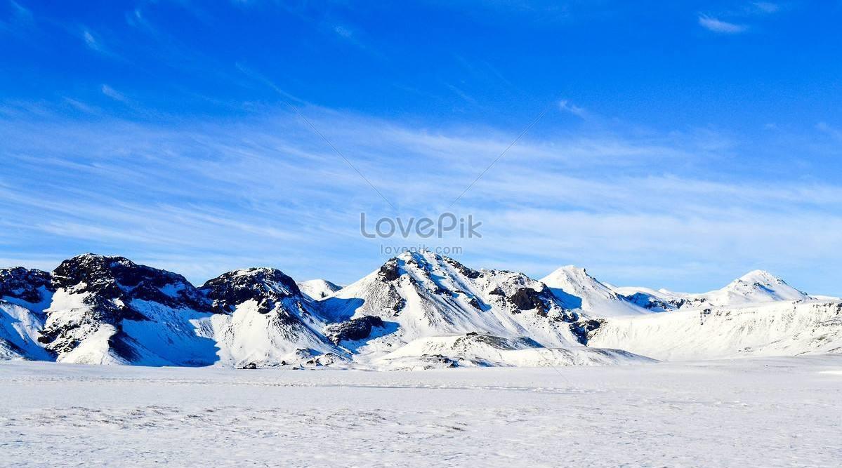 冰岛沙滩上的海浪声海涛声大海的声音白噪音