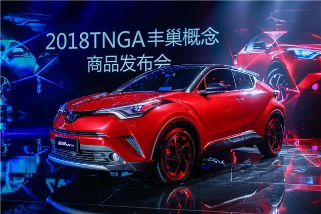 """""""TNGA丰巢概念""""首款SUV,一汽丰田奕泽IZOA正式开启预售"""
