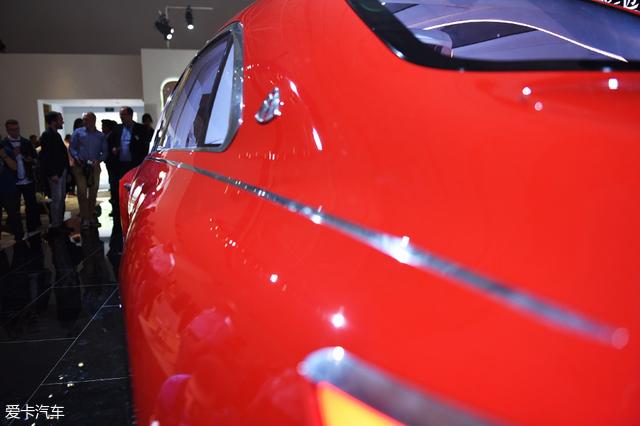 迈巴赫Ultimate Luxury概念车静态体验