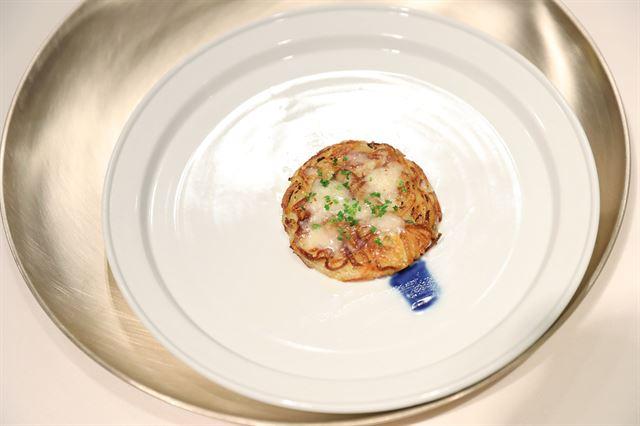 韩方为金正恩准备的韩式瑞士土豆饼