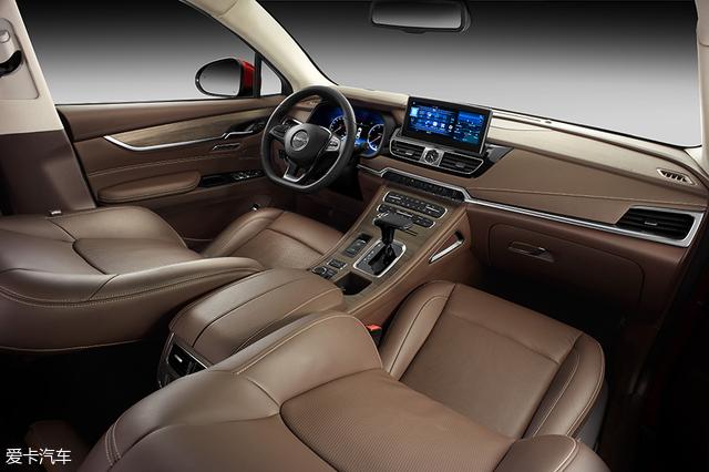 全新比速T7预计10月上市 定位中大型SUV