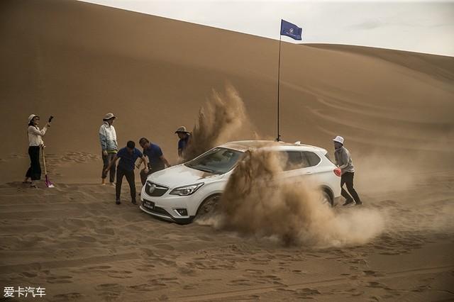 荒漠腹地终极试炼 别克昂科威极热挑战