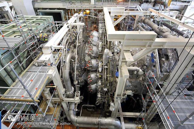 能源之美 | GE燃气轮机,从战机到发电机