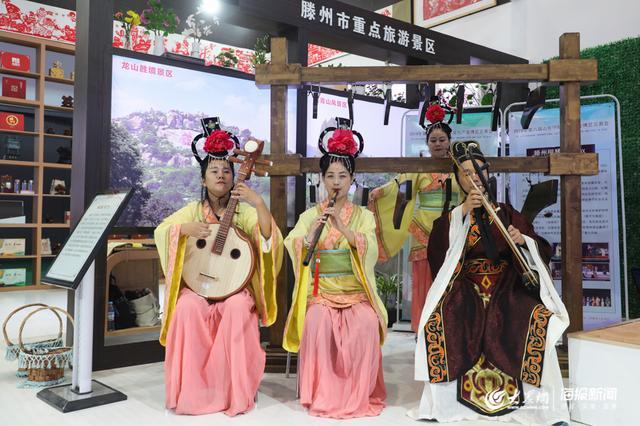 资讯丨杂技、古乐、舞蹈、成人礼……山东文博会上这些精彩演出你看了吗