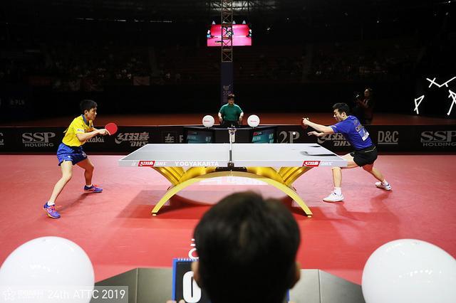 亚锦赛 | 延续不败战绩!许昕3-0横扫张本智和晋级男单决赛