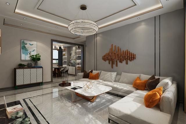 80平米的房子这样装修面积大了1倍,装修只花1万元!-绿地中央广场装修