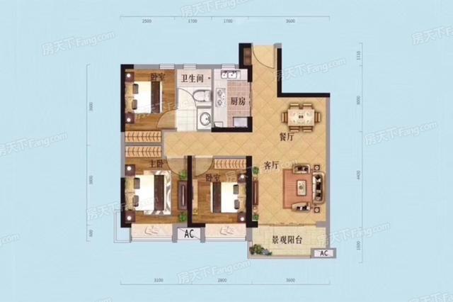 方圆·东江月岛怎么样 方圆·东江月岛地址