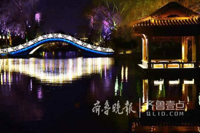 """厉害了 济南被评为国内""""夜间经济十佳城市"""""""