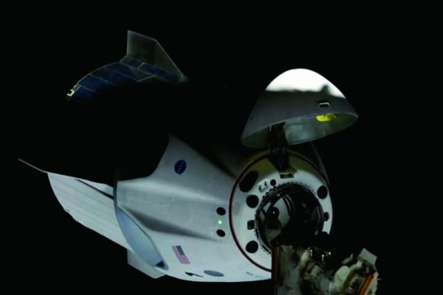美国恢复载人航天能力9年后?美国媒体为打破俄罗斯的垄断而欢呼|航天器|国际空间站