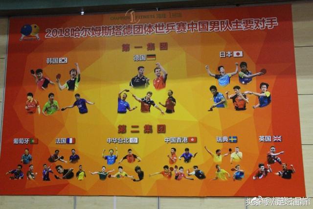 团体世乒赛中国男队主要对手