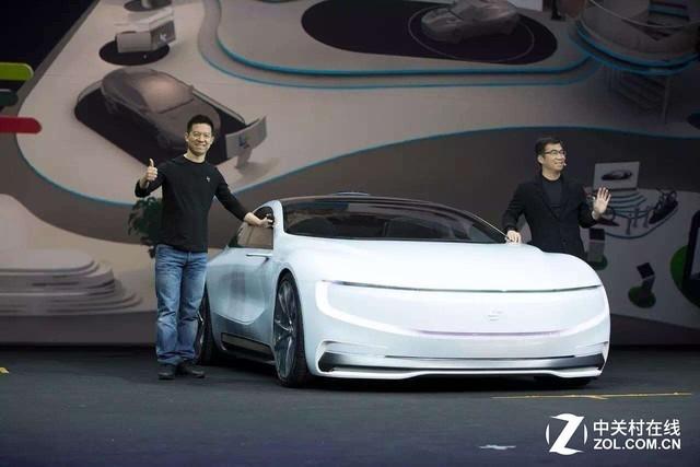 乐视超级汽车仍然是贾跃亭的一个梦