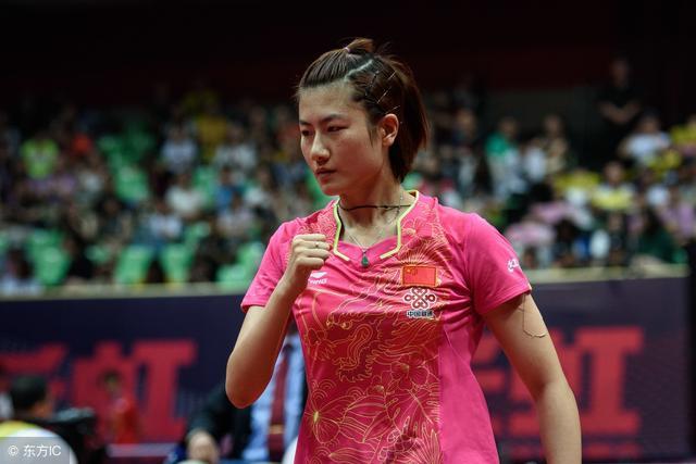 黄石热身赛刘诗雯率队女子炸部队第二部1获胜 陈梦王曼昱表现出色