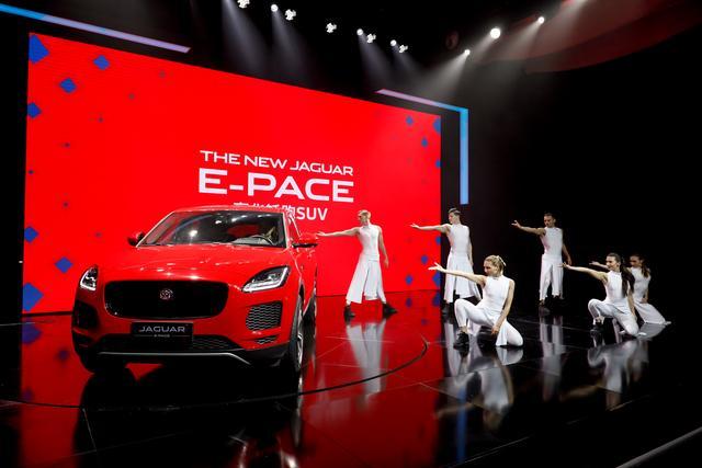 中国造捷豹E-PACE全球首秀,奇瑞捷豹路虎同步引入全新车型