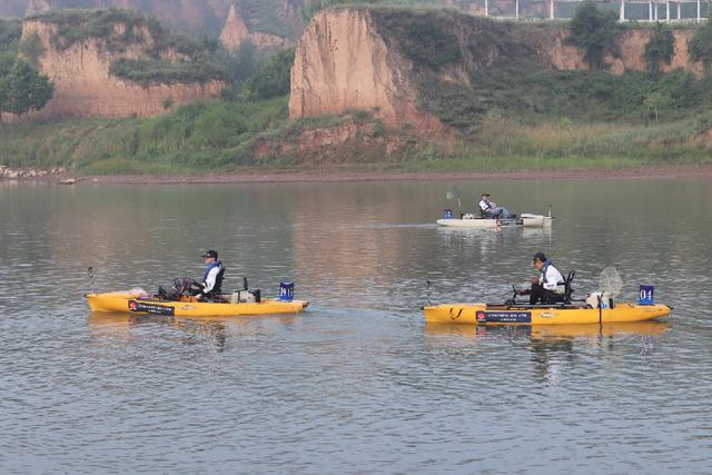 舟钓(路亚)公开赛(山西榆社站)4日在山西榆社云竹湖风景区鸣锣开赛