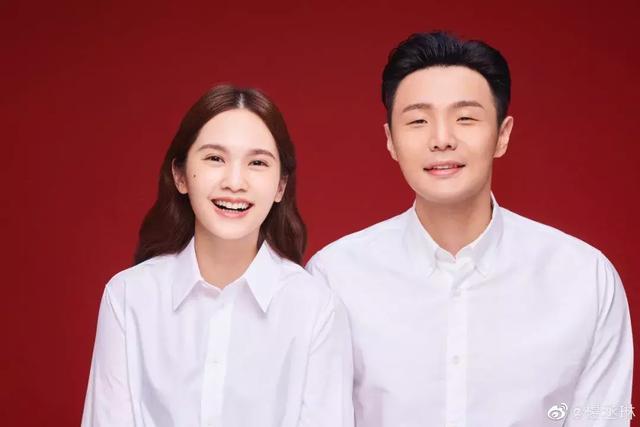 李荣浩杨丞琳结婚:嫁给爱情是一场冒险,我赢了