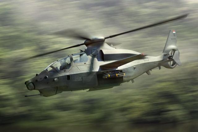 贝尔公司将正式展示其下一代攻击侦察无人机项目