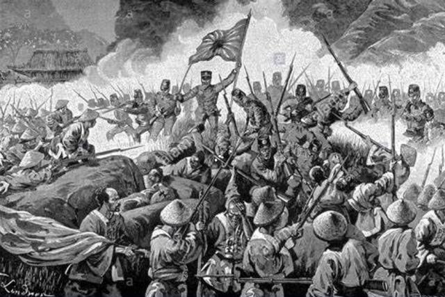 大清国输掉鸦片战争,英国的胜利勋章雄狮踩踏中国龙,不尊重中国
