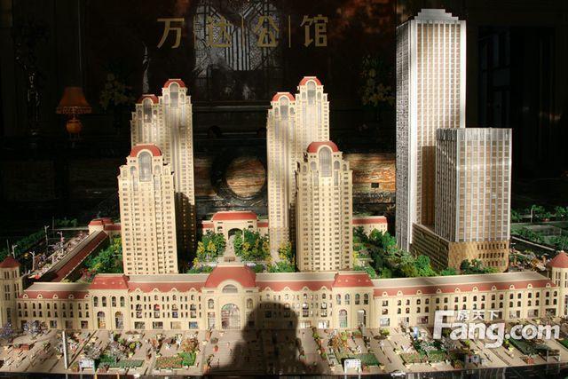 万达公馆 PK 中建悦东方谁是天津热门小区?