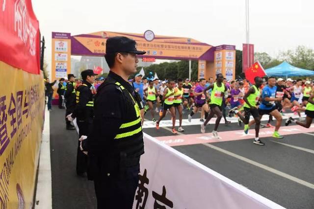 完美落幕!南京警方9000余名警力