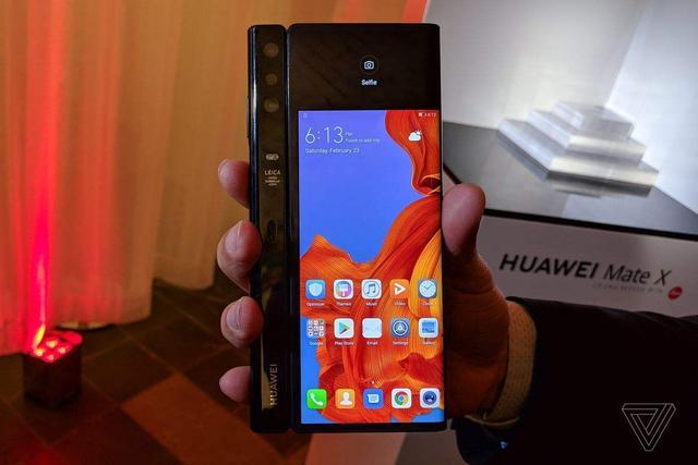 华为Mate X天价屏幕,维修费比iPhone11还贵,一摔3个就是小米9