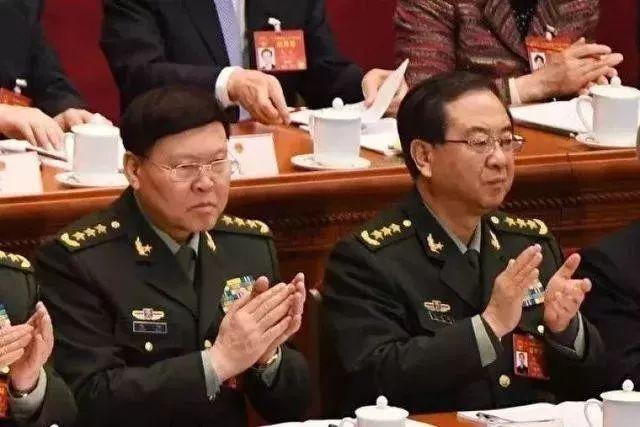 中央军委重磅文件再点名郭徐房张 这一点不常见|房峰辉|郭伯雄