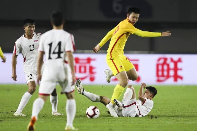 """""""大足石刻杯""""中国国奥0:1不敌朝鲜国奥 获得赛事第三名"""