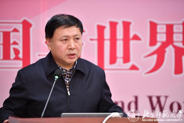 中国文联电影艺术中心主任、中国电影评论协会会长饶曙光教授