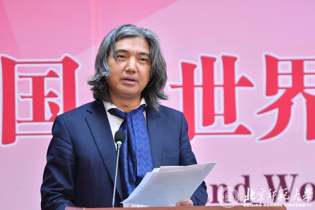 中国美术馆馆长、法兰西艺术院通讯院士吴为山