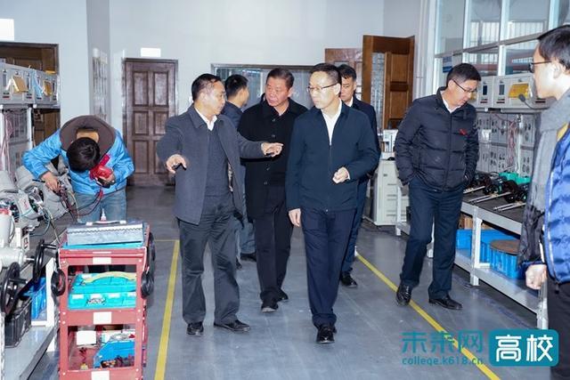 西安石油大学领导赴上海江苏企业及高校走访交流