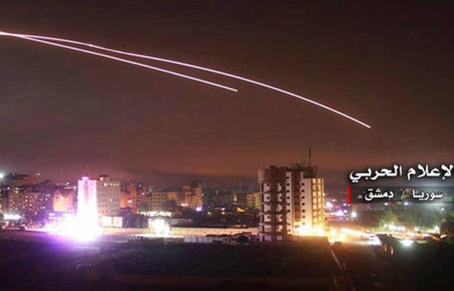 以色列60枚火箭弹空袭叙后状告伊朗:我们不想闹大奔跑的蜗牛txt