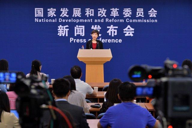 国家发展改革委举行9月份新闻发布会 介绍宏观经济运行情况并回应热点问题