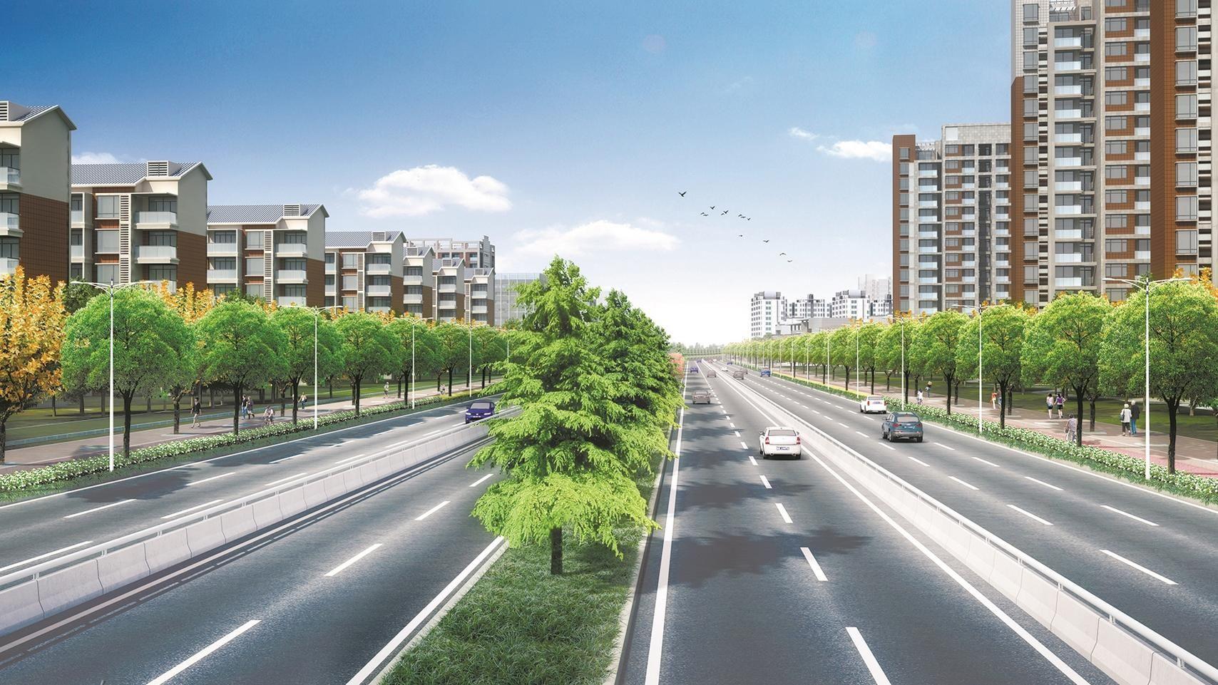 友谊大道启动改造:增设两处跨线高架 ,新建四座人行天桥 武汉三环内快速路将闭环成网