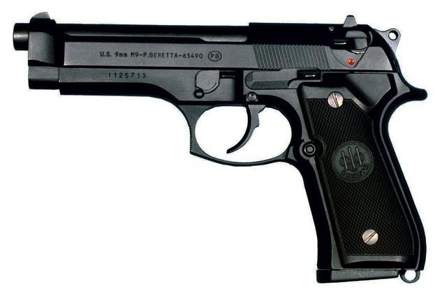 儿子辈新枪欲替换美军全军60万支现役手枪,却遭美国陆军拒绝