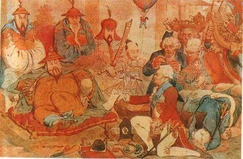 外媒:美国要与世界隔绝时 可曾想起200年前中国?