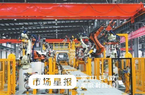 芜湖机器人产业集群加速崛起