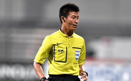 国际足联公布世俱杯裁判名单,傅明担任VAR